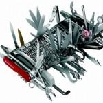 Ножи от Швейцарского производителя Wenger