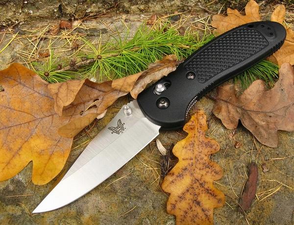 Нож benchmade griptilian