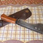 Российский Нож Тайга