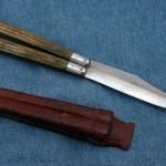История возникновения балисонга - ножа бабочки
