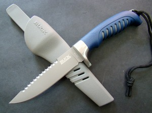 Помощник на рыбалке: нож Buck Silver Creek