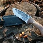 Нож российского производства «Глухарь»