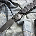 Российские ножи - Складной нож Байкер-1
