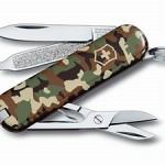 Швейцарский нож Victorinox Classic SD 6223.94 Camo