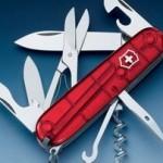Как заточить нож Victorinox