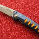 Современный нож от MCUSTA